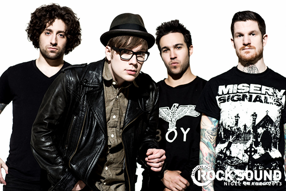 Monumentour: Fall Out Boy & Paramore at Concord Pavilion