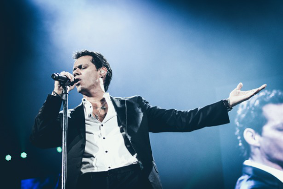 Marc Anthony at Concord Pavilion