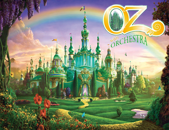 California Symphony: The Wizard Of Oz at Concord Pavilion