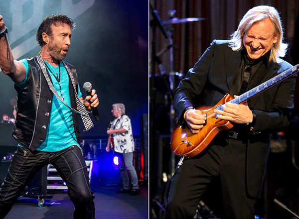 Bad Company & Joe Walsh at Concord Pavilion