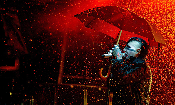 Slipknot, Marilyn Manson & Of Mice and Men at Concord Pavilion