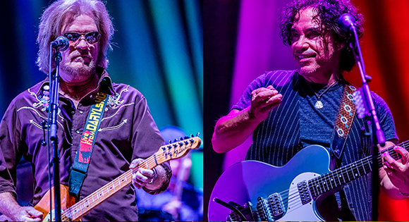 Daryl Hall & John Oates at Concord Pavilion