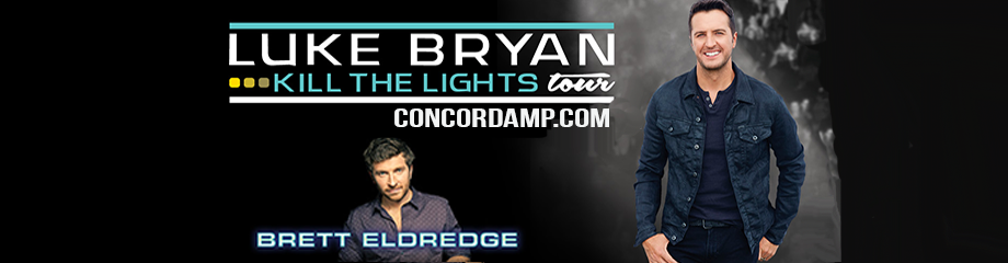 Luke Bryan & Brett Eldredge at Concord Pavilion