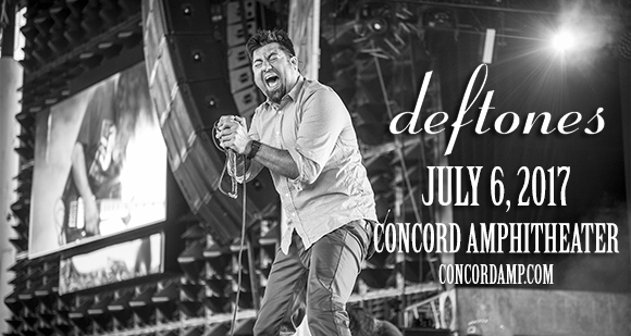Deftones & Rise Against at Concord Pavilion