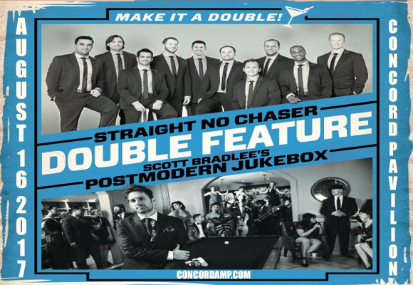 Straight No Chaser & Scott Bradlee's Postmodern Jukebox at Concord Pavilion