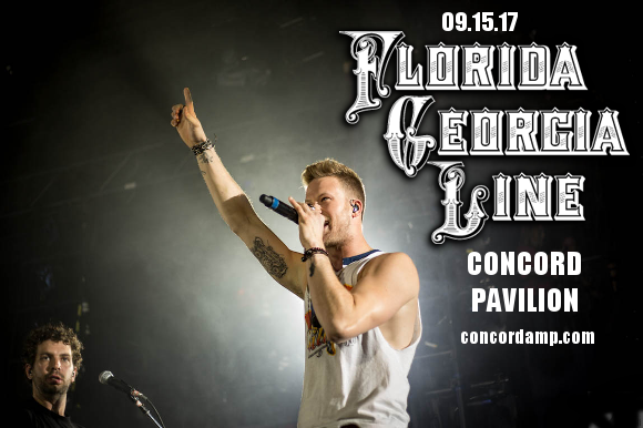 Florida Georgia Line, Nelly & Chris Lane at Concord Pavilion