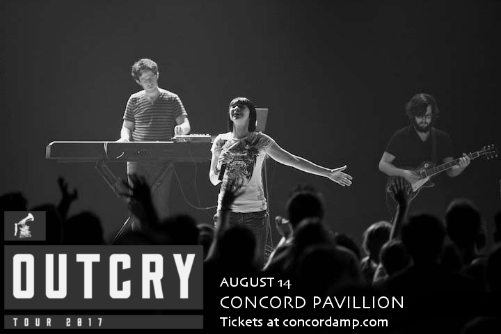 Outcry Tour: Jesus Culture, Lauren Daigle, Bethel Music & Chad Veach at Concord Pavilion