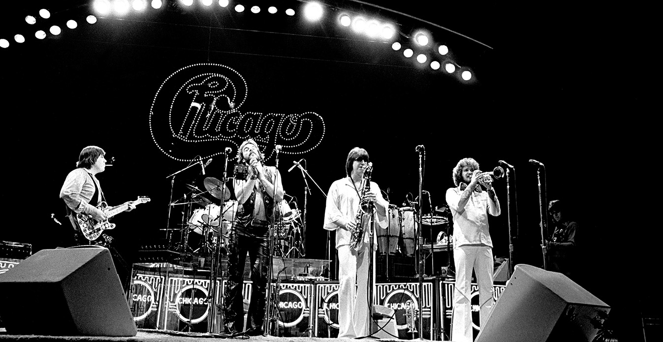 Chicago & REO Speedwagon at Concord Pavilion