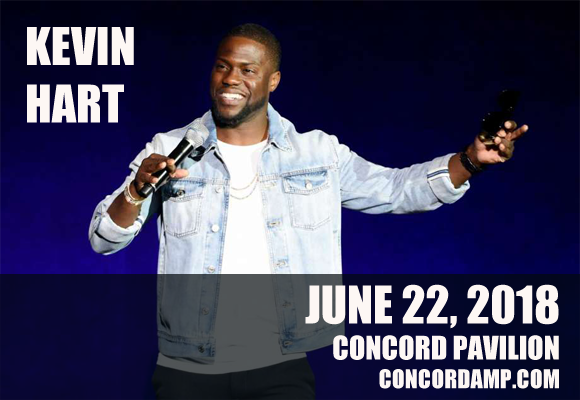 Kevin Hart at Concord Pavilion