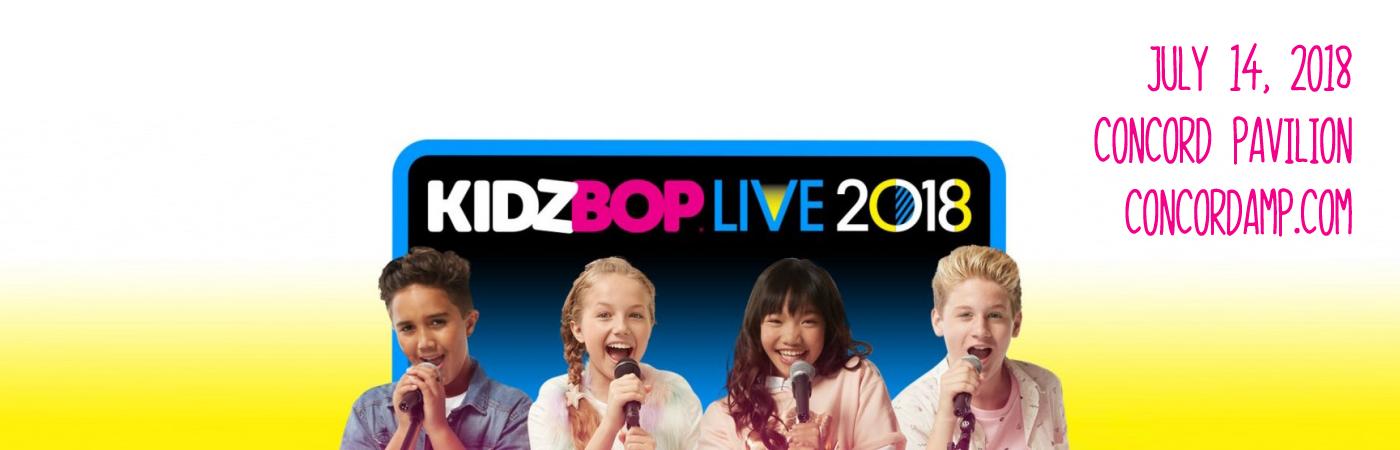 Kidz Bop Live at Concord Pavilion