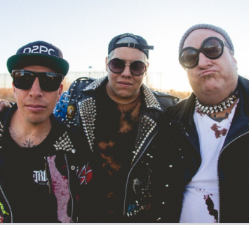 Sublime with Rome, Lupe Fiasco & New Politics at Concord Pavilion