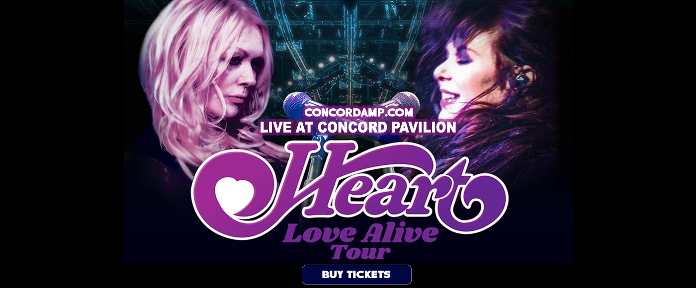 heart joan jett and the blackhearts elle king tickets 6th september concord pavilion at. Black Bedroom Furniture Sets. Home Design Ideas