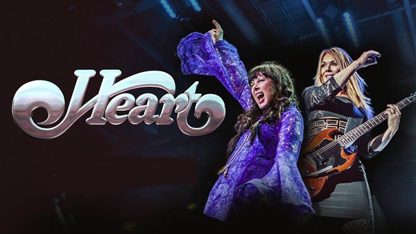 Heart, Joan Jett and the Blackhearts & Elle King at Concord Pavilion