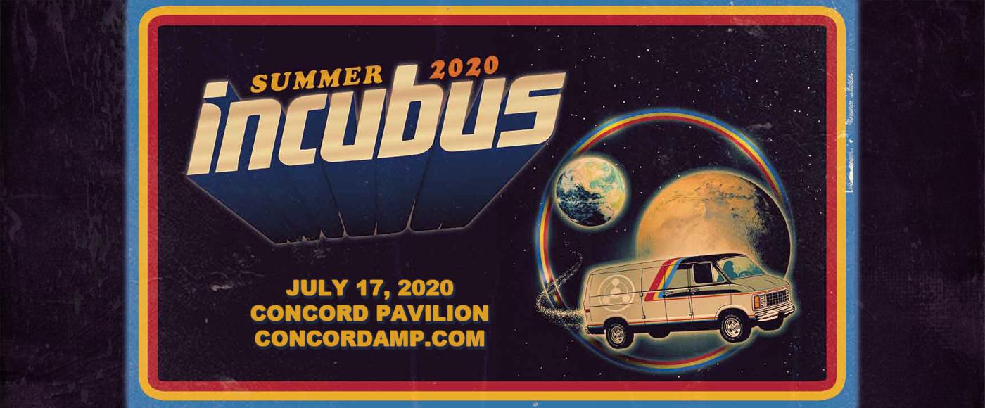 Incubus, 311 & Badflower at Concord Pavilion
