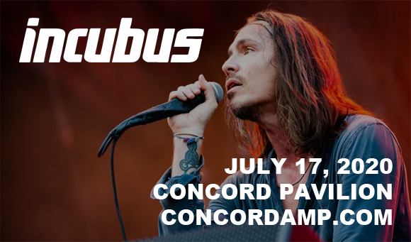 Incubus, 311 & Badflower [CANCELLED] at Concord Pavilion