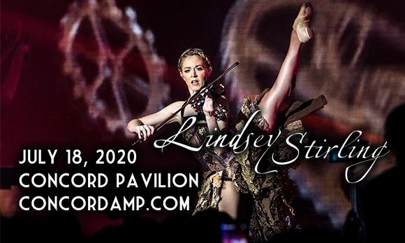 Lindsey Stirling [POSTPONED] at Concord Pavilion
