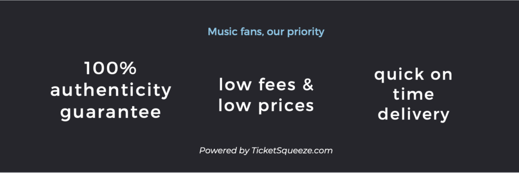 Concord Pavilion Ticket policy