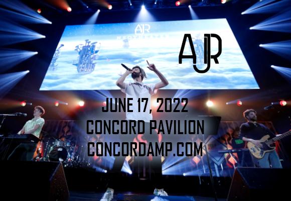 AJR at Concord Pavilion