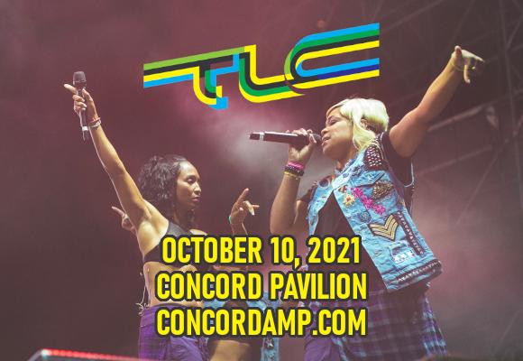 TLC & Bone Thugs N Harmony at Concord Pavilion