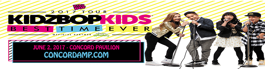 Kidz Bop Kids at Concord Pavilion