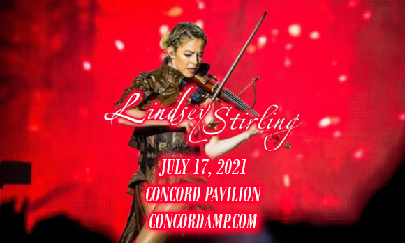 Lindsey Stirling at Concord Pavilion